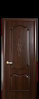 """Межкомнатные двери """"Рока"""" глухое с гравировкой, фото 1"""