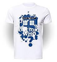 Футболка GeekLand Доктор Кто Doctor Who DW.001.46