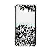 Rock Tatoo Art Case for Huawei Y3 (2017) Fantasy Flowers
