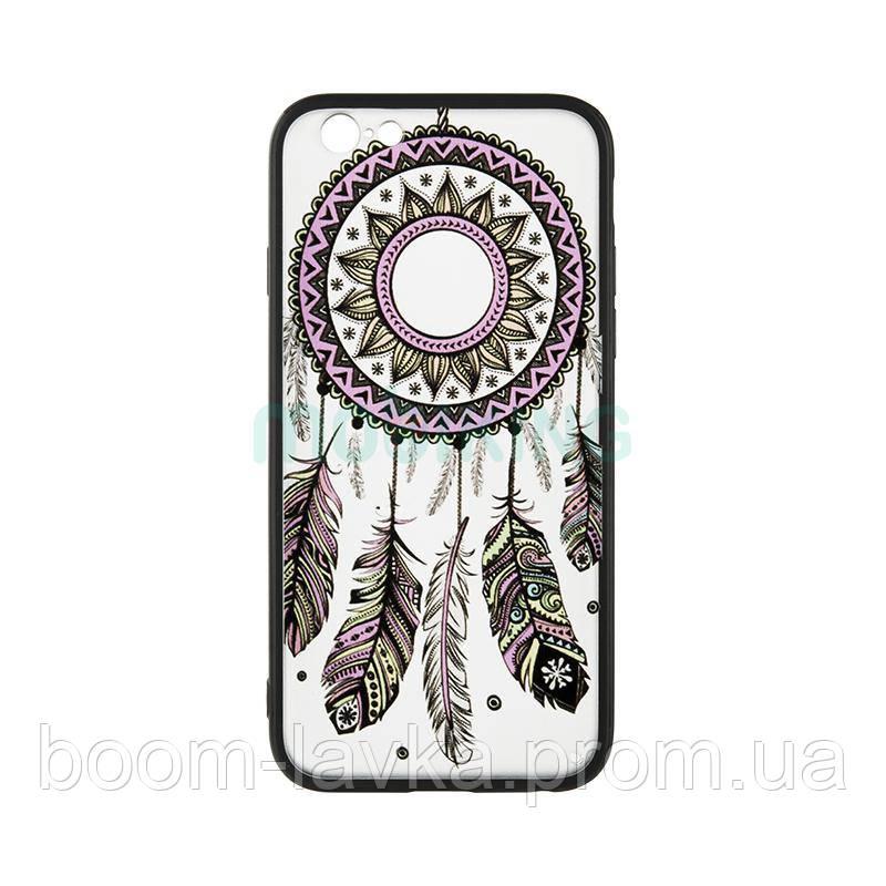 Rock Tatoo Art Case for iPhone 7 Totem