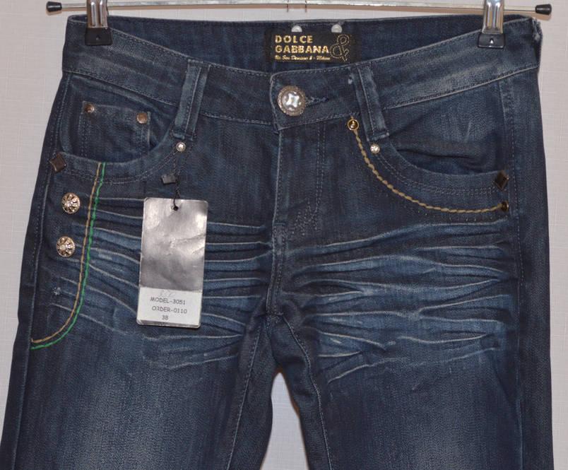 Женские джинсы 2721 (копия), фото 2