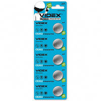 Батарейка литиевая CR2032 5pcs BLISTER CARD VIDEX