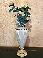 Ваза настольная (Италия) Delta Ceramiche