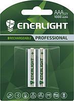 Акумулятор ENERLIGHT Professional AAA 1000mAh BLI 2