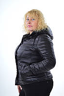 Куртка Monte Cervino 509 - Италия - Большие размеры 4XL, черный