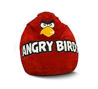 Детское кресло мешок Angry Birds Флок