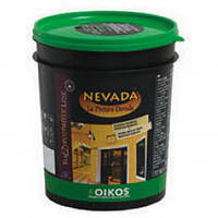 Декоративная краска Nevada (1 л). Oikos, фото 1
