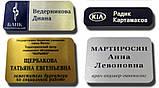 Бейдж для секретаря судебных заседаний металлический (изготовление за 1 час на оболони), фото 4