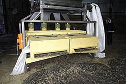 Очиститель зерна НИВА-200, фото 2