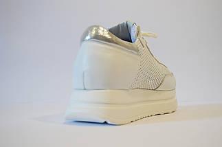 Белые женские кроссовки Selesta, фото 2