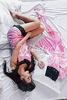 Комплект комбез +халат пижама 07/341, фото 2