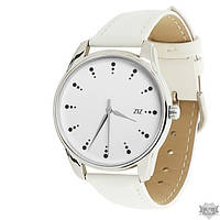 Наручные часы ZIZ «Черный сахар» белые 1416502