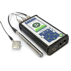 Шумомір-віброметр, аналізатор спектру Экофизика-110А (HF), Октава-ЭлектронДизайн