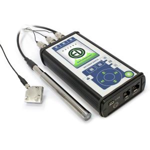 Шумомір-віброметр, аналізатор спектру Экофизика-110А (HF), Октава-ЭлектронДизайн, фото 2