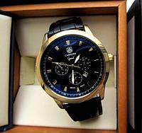 Мужские кварцевые наручные часы Tag Heuer Carrera золото, магазин мужских часов