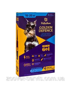 Капли на холкуGolden Defence 2 мл, фото 2