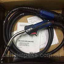 Зварювальний пальник MB EVO PRO 36, 4м KZ-2 євро роз'єм Abicor Binzel, фото 3