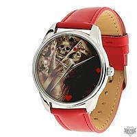 Наручные часы ZIZ «Игра» красные 1412412