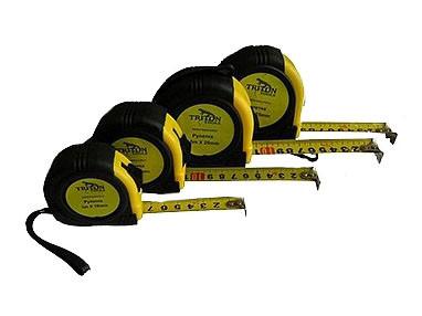 Рулетка измерительная 3м х 16мм с автостопом Triton-tools SL03