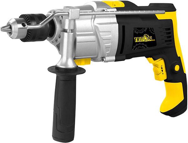 Дрель ударная электрическая Triton-tools ТДУ-1200 13-120-00