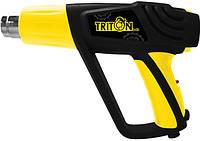 Фен строительный с регулировкой температуры Triton-tools ТФТ-2200Б 07-220-03