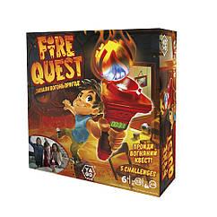 Игра-квест – FIRE QUEST   YL041