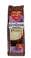 Hearts Cappuccino Amaretto ,капучино,амаретто ,1000 г ,Германия