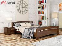 Ліжко з натурального дерева Венеция , фото 1