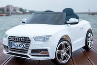 Детский электромобиль T-796 Audi S5 белый