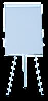Флипчарт магнитный сухостираемый на треноге jobmax, 70х100см bm.0011