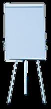 Магнитный сухостираемый флипчарт buromax bm.0011 70х100 см на треноге