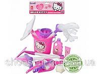 Ігровий набір для прибирання Hello Kitty Хелло Кітті відро, щітки, швабра