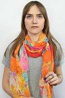 Качественный цветочный шарф