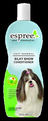 Espree Silky Show Conditioner,355 мл - выставочный шелковый кондиционер для собак с фруктовым ароматом