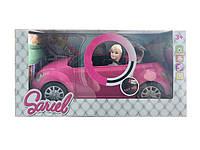 Музыкальная машина кабриолет 6633 с куклой