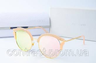 Солнцезащитные очки Jimmy Choo 1106 роз