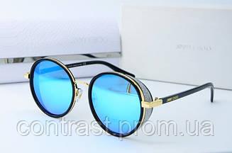 Солнцезащитные очки Jimmy Choo 8622 голубые