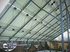 Сонячна електростанція 30 кВт м. Рогатин  3