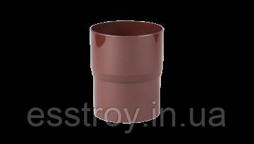 Profil 90/75 соеденитель трубы 75 мм