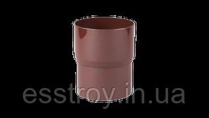 Profil 130/100 соеденитель трубы 100 мм, фото 2