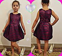 Платье детское Monnalisa (неопрен) код 620 ММ