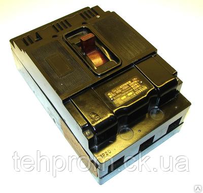Автоматический выключатель А 3124 15-125А, фото 2