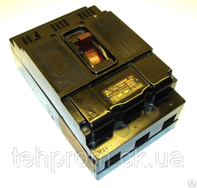 Автоматичний вимикач А 3124 15-125А, фото 2