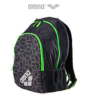 Распродажа! Спортивный рюкзак на 30 литров Arena Spiky 2 Medium X-Pivot (Black/FluoGreen), фото 1