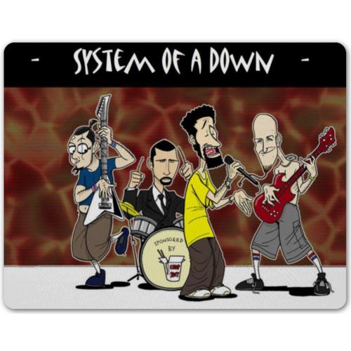 Коврик для мышки System Of A Down