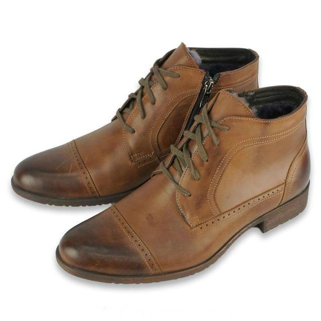 Зимові черевики — це важлива деталь гардеробу. Вони повинні бути теплими 4401747fd5912