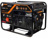 Бензиновый электрогенератор Daewoo GDA 12500E-3