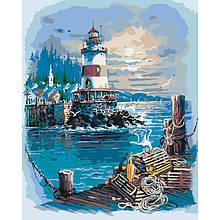 Картина по номерам Тихая гавань