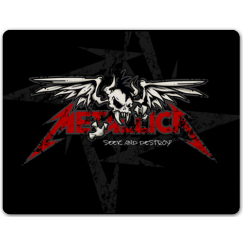 Килимок для мишки Metallica