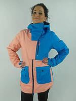 Женская горнолыжная, сноубордическая куртка O'neill (размер L)